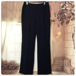 CAbi Midnight in Paris Blue trousers size 6